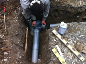 排水管の修繕・配管取替え