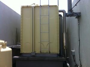 貯水槽・高架タンクの修繕、清掃